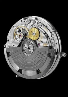 Calibre 2460 QRA movement, developed and manufactured by Vacheron Constantin.