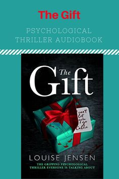 #Audiobook - The #Gift: The Gripping Psychological #Thriller Everyone Is Talking About