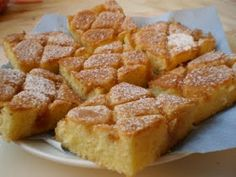 Gluteenitonta leivontaa: Hillopiirakka Finnish Recipes, Sweet Pie, Fodmap, Gluten Free Recipes, Free Food, Sweet Recipes, French Toast, Sweet Tooth, Food And Drink