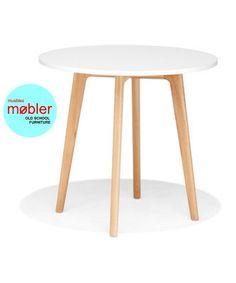 mesa comedor redonda moderna retro vintage cm dimetro