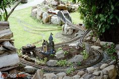 g scale trains | HobZob: LGB Train G Scale (First Garden Railroad 4) Owned By modlbldr