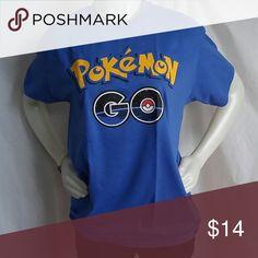 Tee shirt Tee shirt, Pokemon...unisex, 60% polyester, 40% Cotton Tops Tees - Short Sleeve