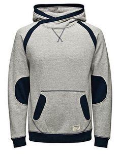 Sweatshirts for Men Sweatshirt Outfit, Hoodie Jacket, Sweat Shirt, Moda Men, Mens Sweatshirts, Hoodies, Well Dressed Men, Look Cool, Pull