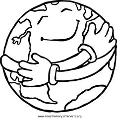 Terra Cerca Con Google Earth Day Coloring Pages For Kids