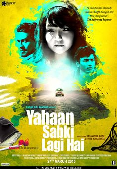 Yahaan Sabki Lagi Hai Gallery. Bollywood Movie Yahaan Sabki Lagi Hai Stills. Directed by Cyrus Khambata, Satavisha Bose, Starring Varun Thakur, Eden Shyodhi, Heerok Das, Yoshika Verma, Pavitra Sarkar, Sandip Ghosh, Teeshay, Asxem Dlean