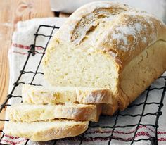 Basic bread recipe ( Home mag)