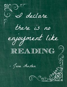 Oh Jane Austen how we love you