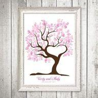 Another thumb print tree idea