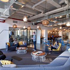 Les nouveaux espaces de travail