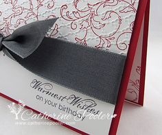 KISS Card with Creative Elements Stamp Set
