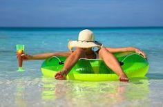 Just relax in the ocean... Summer Time, Summer Sun, Summer Beach, Hello Summer, Summer Days, Spring Break, Family Vacations, Vacation Places, Beach Bum