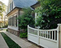 Driveway gate...hmmmm    Driveways Landscaping Design, Pictures, Remodel, Decor and Ideas - page 47