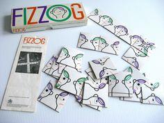 Fizzog designed by Ken Garland for Galt toys