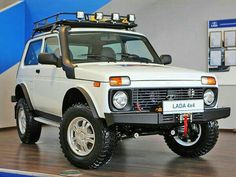 Lada 4x4 Expedition