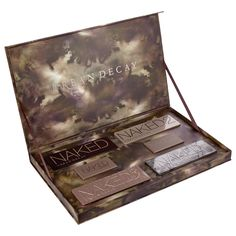 Urban Decay Naked Vault Vol II for Holiday 2015
