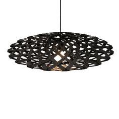 David Trubridge Design Flax Pendant Light