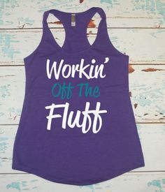 Fight For It. Women's exercise tank top. by strongconfidentYOU