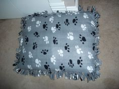 Made my no-sew dog bed!  Bought pillows and material from walmart for around $9. Took me 30 minutes! Plus my dogs love it!!