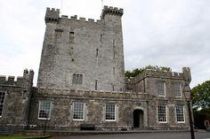 Knappogue Castle►►http://www.castlesworldwide.net/castles-of-ireland/clare/knappogue-castle.html?i=p