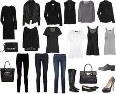 Minimalist Wardrobe Essentials.