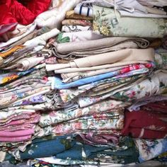 heaven...from an Australian vintage fabric collector.
