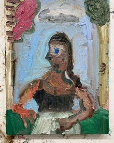 Instagram post by Dan Schein • Aug 21, 2020 at 1:11am UTC 21st, Instagram Posts, Painting, Painting Art, Paintings