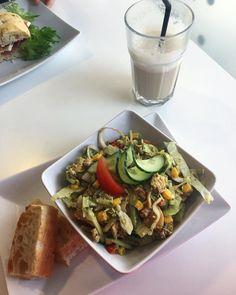 Kylling kyllingsalat salat majs #norge