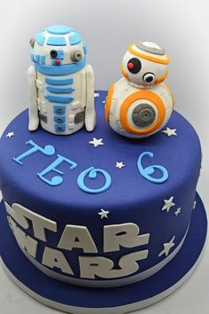 r2d2 and bb8 wedding cake topper bb8 theme cake by k noelle cakes disney themed cakes by 18949