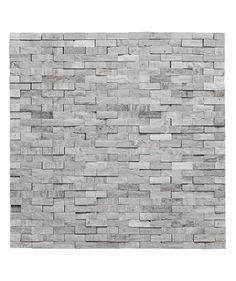 Micro Silver Mosaic Tile