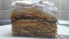 Narancsos keksz torta Food, Sheet Cakes, Essen, Meals, Yemek, Eten
