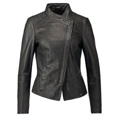 New Leather Jacket Motorcycle Women Real Soft Lambskin Biker Women Coat in Clothing, Shoes & Accessories, Women's Clothing, Coats & Jackets Classic Leather Jacket, Lambskin Leather Jacket, Leather Jackets, Soft Leather, Coats For Women, Jackets For Women, Clothes For Women, Motorbike Jackets, Mayim Bialik