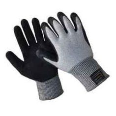 G & F Cutshield Cut Resistant Level 5 Work Gloves, Rubber Coated, Grey, Large Chrismas Wishes, Safety Gloves, Level 5, Work Gloves, Coat, Police Officer, Blade, Blogging, Christmas Gifts