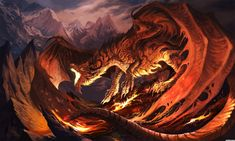 Fantasy art - Page 84 - Dragons - Galleries