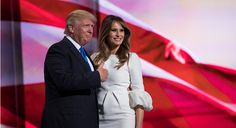 THE INTERNET GOES IN ON MELANIA TRUMP.   #Speechgate controversy capped the already crazed Republican National Convention.