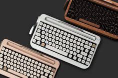 Penna Keyboard - Tastatur im Retro stil von kickstarter