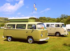 Spotted at a campsite. #VW #campervan