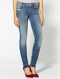 best of Mother The Looker Skinny Jeans | Piperlime