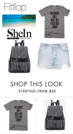 """SHEIN"" by nature-love ❤ liked on Polyvore featuring Topshop"