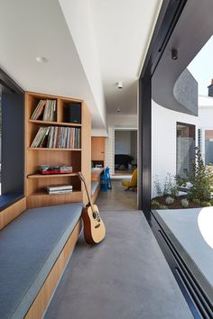 Perimeter House by Make Architecture references industrial neighbourhood