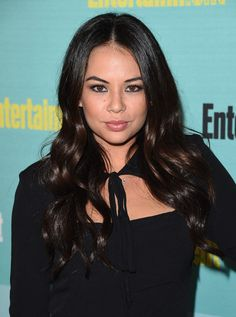 Janel Parrish as Mona Vanderwaal: PRETTY LITTLE LIARS