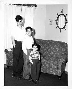 Zappa brothers - Frank is the big bro