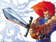 """Animation has announced that they are developing a new """"Thundercats"""" animated series for Cartoon Network. Totoro, Gi Joe, Live Action, Thundercats Movie, Thundercats Characters, Comic Books Art, Comic Art, Book Art, Ghibli"""