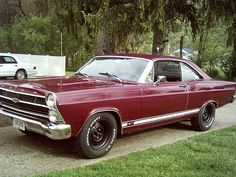 Gallery For > 1967 Ford Fairlane Custom