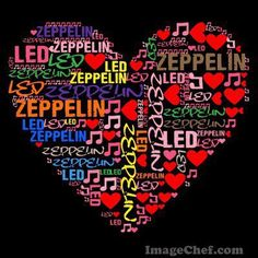 LOL! In A zep mood today! Lol Yeah more than usual MOM isn't that crazy!