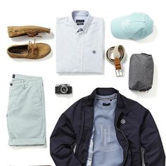 Essentials for spring #menswear #fashion  #ss16 #lifestyle #casual