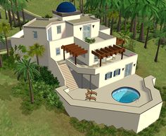 """sims house 