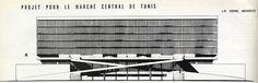 J. P. Ventre. Architecture D'Aujourd'Hui 60 June 1955: 108