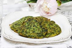 Brokolicové lievance s chrenovou plnkou