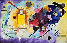 Petite Histoire de la peinture moderne - Eclaircie après la pluie - Kandinsky