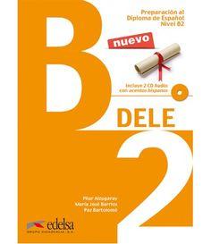 El libro que necesitas para preparar el examen DELE B2: Las claves del DELE B2 incluye 5 exámenes modelo con soluciones (descargables en nuestra web). Además de los exámenes modelo, también incluye 5 unidades didácticas con contenidos esenciales del nivel B2, para que puedas mejorar tu léxico y gramática para el examen. Este libro ofrece consejos, pistas y estrategias muy útiles para enfrentar con éxito las diferentes pruebas del examen.